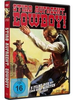 Stirb Aufrecht,Cowboy! (2 Dvd) [Edizione: Germania] [ITA]