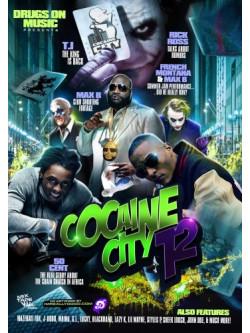 Drugs On Music: Cocaine City 12 [Edizione: Stati Uniti]