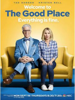 The Good Place Saison 1 (2 Dvd) [Edizione: Francia]