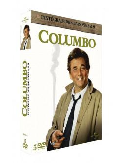 Columbo - L'Integrale Sason 8 & 9 (5 Dvd) [Edizione: Francia]