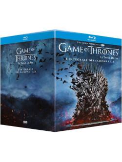 Games Of Thrones Saison 1 A 8 (33 Blu-Ray) [Edizione: Francia]