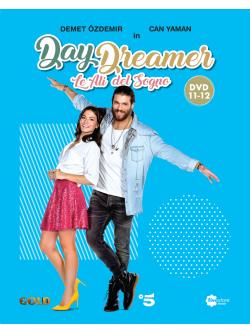 Daydreamer - Le Ali Del Sogno 11-12 (2 Dvd)