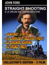 Straight Shooting / Iron Horse (The) / Great Train Robbery (The)