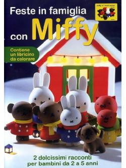 Miffy - Feste In Famiglia Con Miffy (Dvd+Booklet)