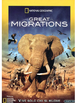 Great Migrations (3 Dvd+Booklet)