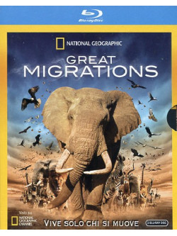 Great Migrations (3 Blu-Ray+Booklet)