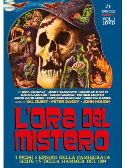 Ora Del Mistero (L') 01 (2 Dvd+Box)
