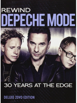 Depeche Mode - Rewind - 30 Years At The Edge (2 Dvd)