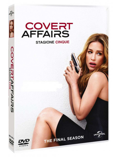 Covert Affairs - Stagione 05 (4 Dvd)