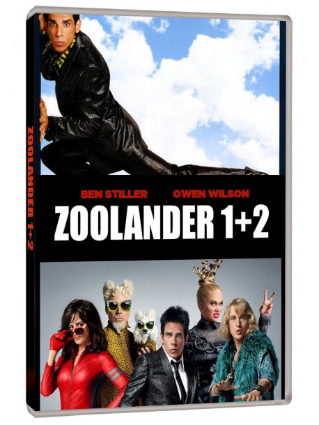 Zoolander 1+2 Collection (2 Dvd)
