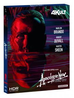 Apocalypse Now Final Cut (Blu-Ray 4K Ultra HD+3 Blu-Ray)