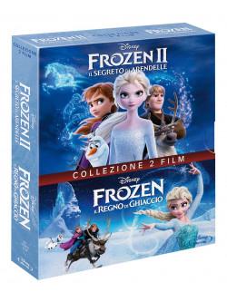 Frozen - Il Regno Di Ghiaccio / Frozen 2 - Il Segreto Di Arendelle (2 Blu-Ray)