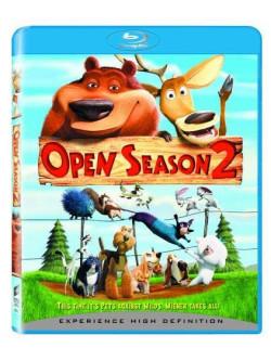 Open Season 2 Blu-Ray [Edizione: Regno Unito]