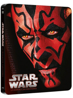 Star Wars - Episodio I - La Minaccia Fantasma (Ltd Steelbook)