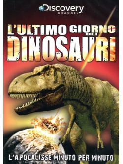 Ultimo Giorno Dei Dinosauri (L') (Dvd+Booklet)