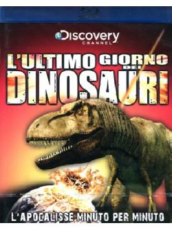 Ultimo Giorno Dei Dinosauri (L') (Blu-Ray+Booklet)