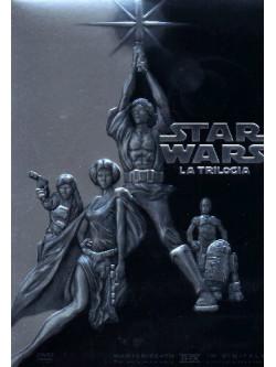 Star Wars - La Trilogia (4 Dvd)