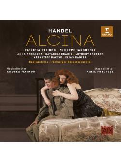 Handel - Alcina Aix En Provence - Jaroussky