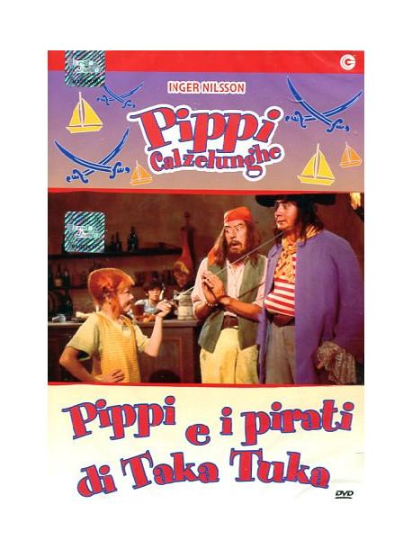 Pippi Calzelunghe E I Pirati Di Taka Tuka