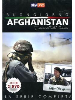 Buongiorno Afghanistan - Diario Di Fabio Caressa (2 Dvd+Booklet)