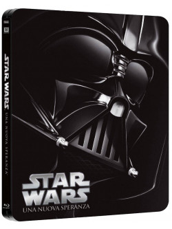 Star Wars - Episodio IV - Una Nuova Speranza (Ltd Steelbook)