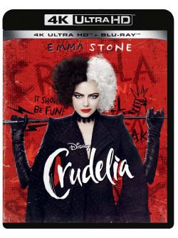 Crudelia (Blu-Ray 4K Ultra Hd+Blu-Ray)