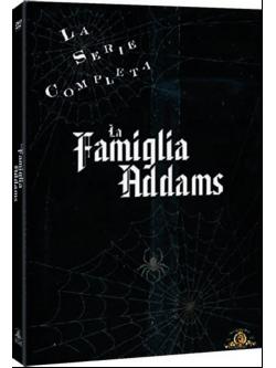 Famiglia Addams (La) - La Serie Completa (9 Dvd)