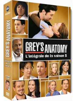 Grey S Anatomy Saison 5 (7 Dvd) [Edizione: Francia]