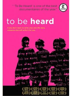 To Be Heard [Edizione: Stati Uniti]