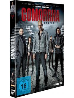 Gomorrha / Gomorra - Staffel 1 (5 Dvd) [Edizione: Germania] [ITA]