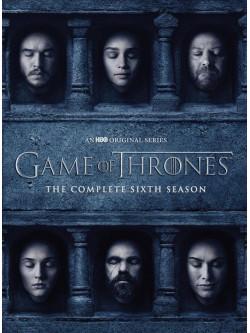 Game Of Thrones Saison 5 (4 Blu-Ray) [Edizione: Francia]