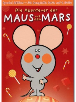 Abenteuer Der Maus Auf Dem Mars [Edizione: Germania]