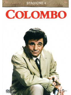 Colombo - Stagione 04 (3 Dvd)