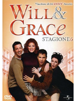 Will & Grace - Stagione 06 (4 Dvd)