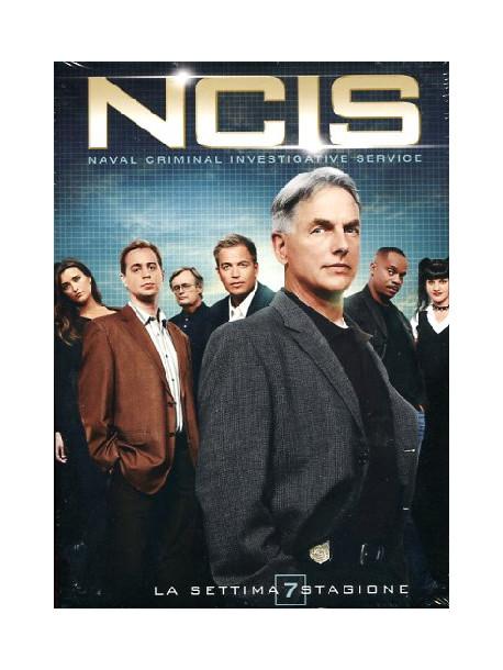 Ncis - Stagione 07 (6 Dvd)