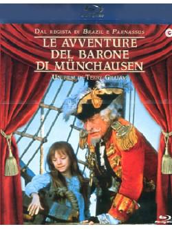 Avventure Del Barone Di Munchausen (Le)