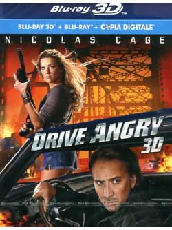 Drive Angry - Destinazione Inferno (3D) (Blu-Ray+Blu-Ray 3D+Copia Digitale)