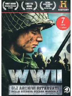 WWII - Gli Archivi Ritrovati (4 Dvd)
