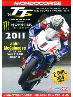 Tourist Trophy 2011 (2 Dvd+Booklet)