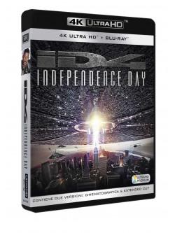 Independence Day (Blu-Ray 4K Ultra HD+Blu-Ray)