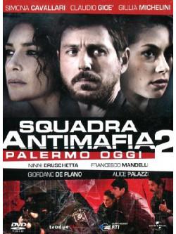 Squadra Antimafia - Palermo Oggi - Stagione 02 (4 Dvd)