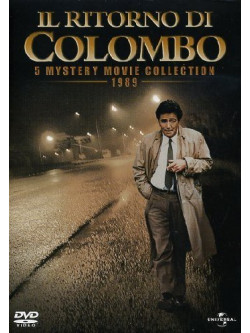 Colombo - Il Ritorno Di Colombo - 5 Mystery Movie Collection - 1989 (5 Dvd)