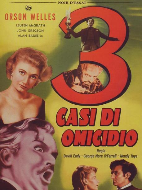 3 Casi Di Omicidio