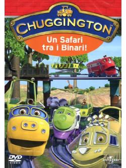 Chuggington - Un Safari Tra I Binari!