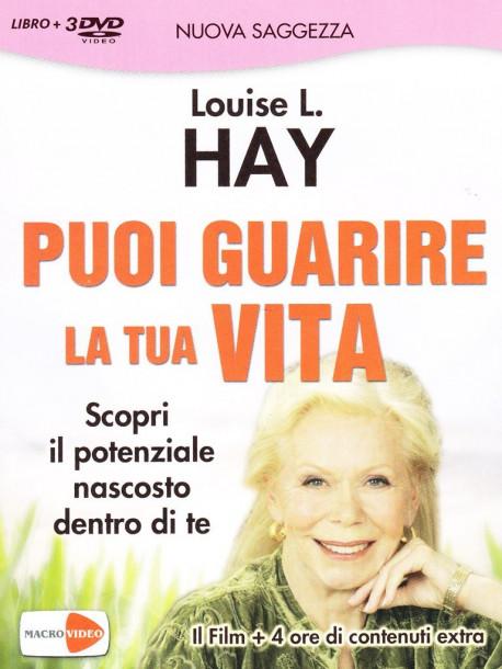 Louise Hay - Puoi Guarire La Tua Vita (Libro+3 Dvd) (Nuova Edizione)