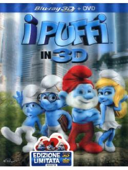 Puffi (I) (3D) (Ltd) (Blu-Ray 3D+Dvd)