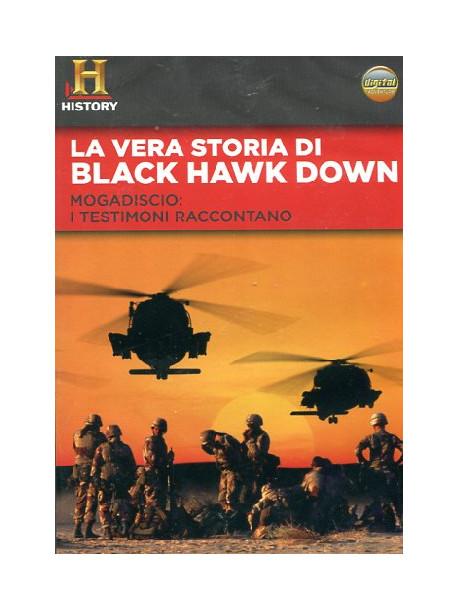 Black Hawk Down - La Vera Storia