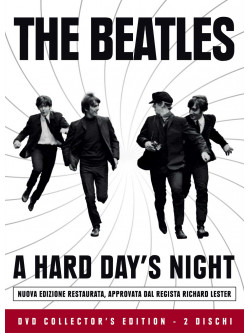 Beatles - Hard Day's Night (A) (CE) (2 Dvd+Booklet)