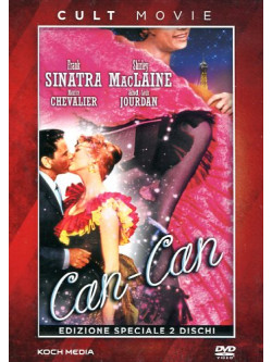 Can-Can (2 Dvd)