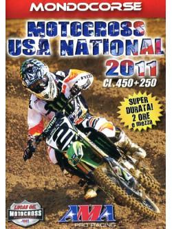 Motocross Usa National 2011